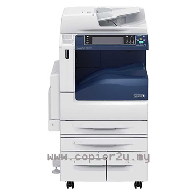 Fuji Xerox Apeosport V C3375 Colour Photocopier Fuji